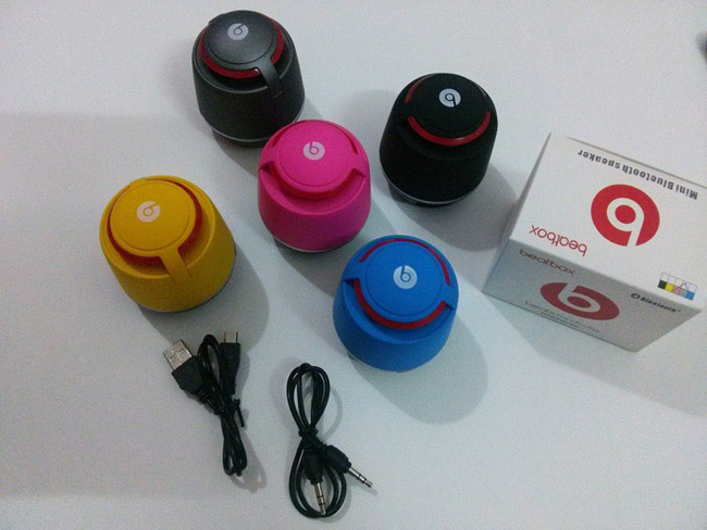 Loa Bluetooth BeatBox
