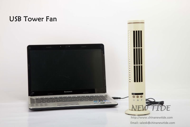 Quạt usb tower fan